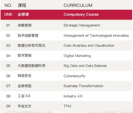 西班牙马德里康普顿斯大学 IT管理硕士北京班